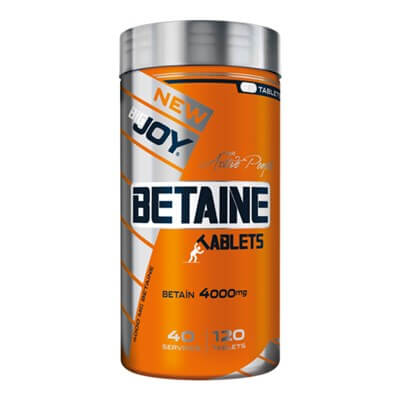 Big Joy Betaine 4.000 Mg 120 Tablet