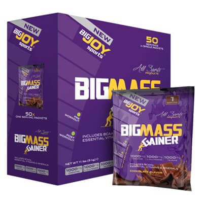 Big Joy Bigmass Gainer 50 Paket 5000 Gr