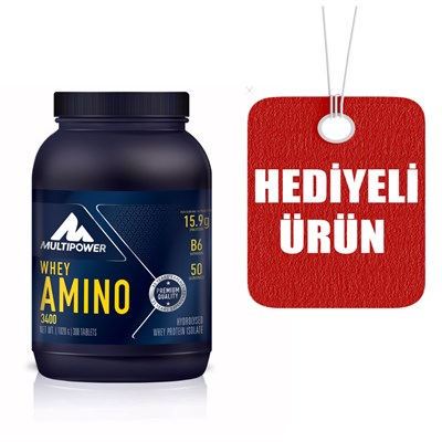 Multipower Whey Amino 3400-300 Tablet