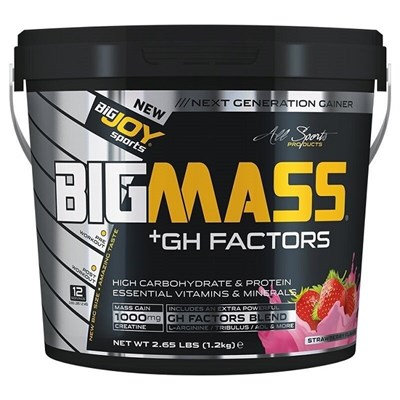 Big Joy Bigmass Gh Factors 1200 Gr