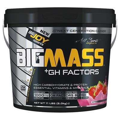 Big Joy Bigmass Gh Factors 5000 Gr