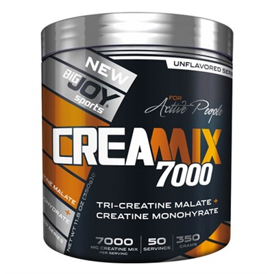 Big Joy Creamix 7000 Powder 350 Gr Aromasız