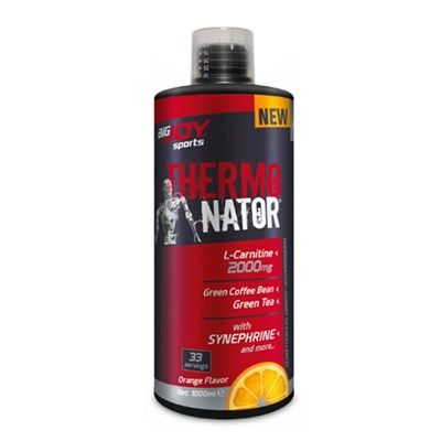Big Joy Thermonator L-Carnitine 1000 Ml Portakallı