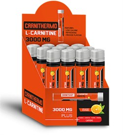 CARNITSHOT COMPLEX L-CARNITINE 3000MG 20 SHOT