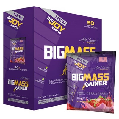 Big Joy Bigmass Gainer 50 Şase 5.000 Gr Hardline