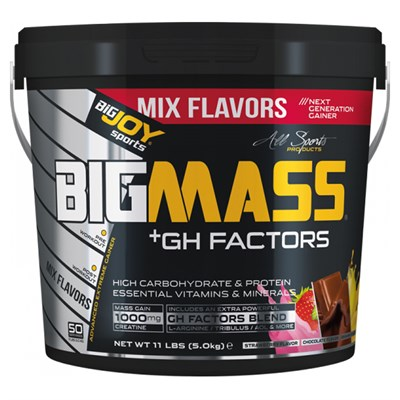 Big Joy Bigmass Gh Factors 5000 Gr Mix