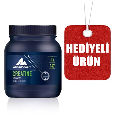 Kreatin Monohidrat KRE.MULTI POWER001 Multipower Multipower Creatine Powder 500 Gr