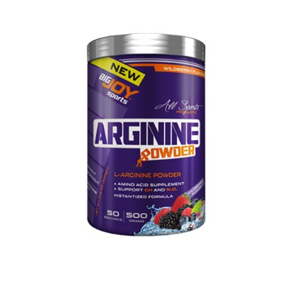 Big Joy Arginine Powder 500 Gr