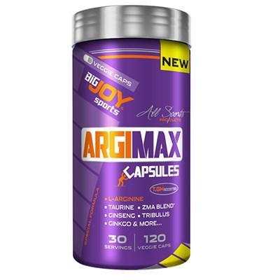 Big Joy Argimax 120 Kapsul