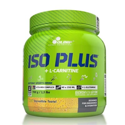 Olimp Iso Plus L-Carnitine Isotonic Drink 700 Gr