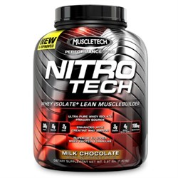 Muscletech Nitrotech Whey Protein 1816 Gr