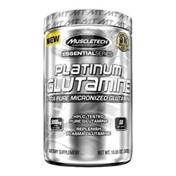 Muscletech Essential Series Ultra-Pure Glutamine 302 Gr