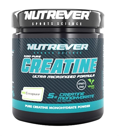 Nutrever Creatine Monohydrate 250 Gr