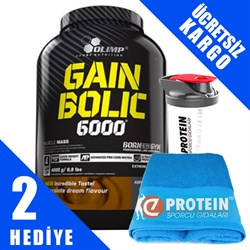 OLIMP SPORT NUTRITION GAINBOLIC 6000 (4000gr)