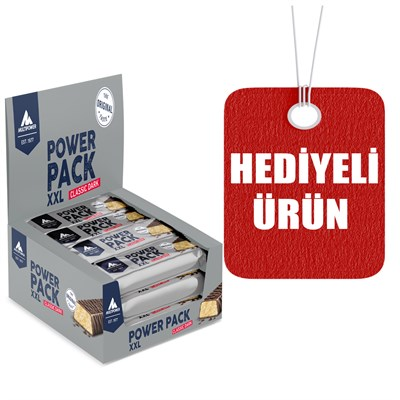 Protein Bar PRO.MULTI POWER006 Multipower Multipower Power Pack XXL Classic 60 Gr 24 Adet