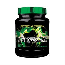 SCITEC NUTRITION GLUTAMINE POWDER 600 GR