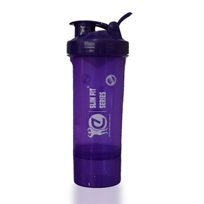 Eprotein Slim Fit Series Fitness Shaker 400 ML Mor