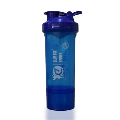 Eprotein Slim Fit Series Fitness Shaker 400 ML Mavi