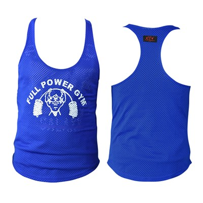 Full Power Gym Fileli Spor Atlet Lacivert