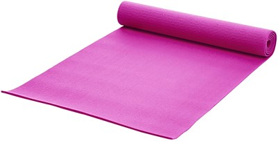 AmazonBasics Pilates ve Yoga Mat Pembe